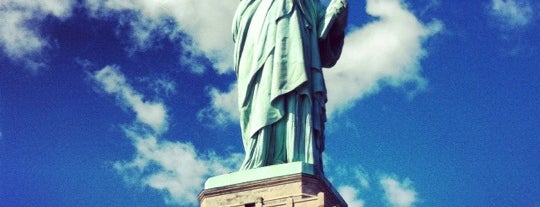 Liberty Island is one of Orte, die Laetitia gefallen.