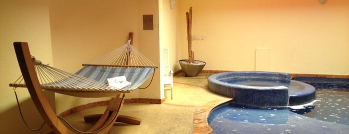 Hotel Aranjuez is one of Wong : понравившиеся места.