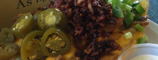 Snuffer's is one of TM 50 Best Burgers in Texas.