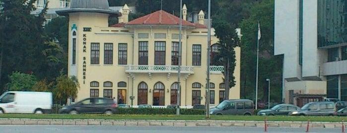İzmir Devlet Tiyatrosu is one of spor+dans+kultur.