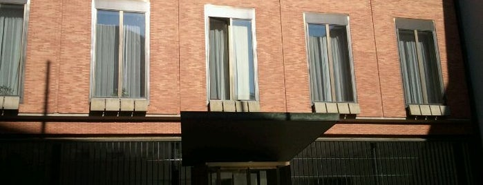 Karolinum is one of StorefrontSticker #4sqCities: Prague.