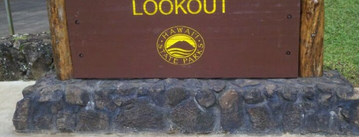 Nuʻuanu Pali Lookout is one of Oahu: The Gathering Place.