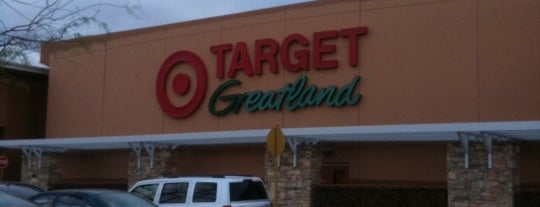 Target is one of Phoenix, AZ..