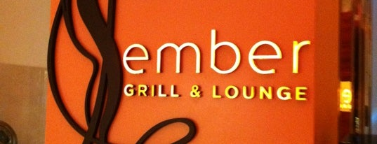 Ember Grill & Lounge is one of Food in Dubai, UAE.