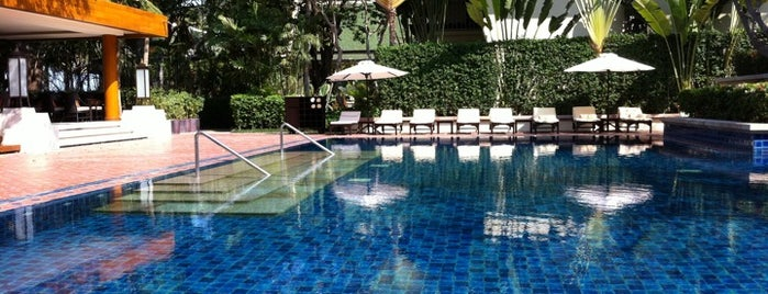 Hyatt Regency Hua Hin is one of Lieux sauvegardés par travis.
