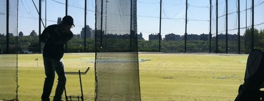 Edgewater Golf Range is one of Calvin's Liked Places.