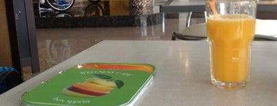 Wellness Cafe is one of Orte, die Margarita gefallen.