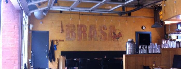 Brasa Premium Rotisserie is one of Gluten-Free Twin Cities.