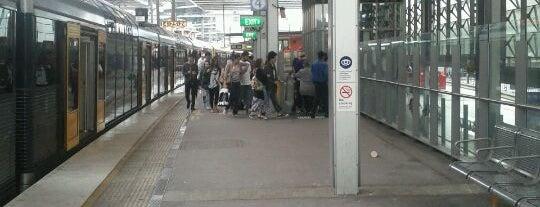 Platform 4 is one of Sydney Train Stations Watchlist.
