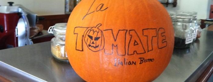 La Tomate is one of Washington DC.