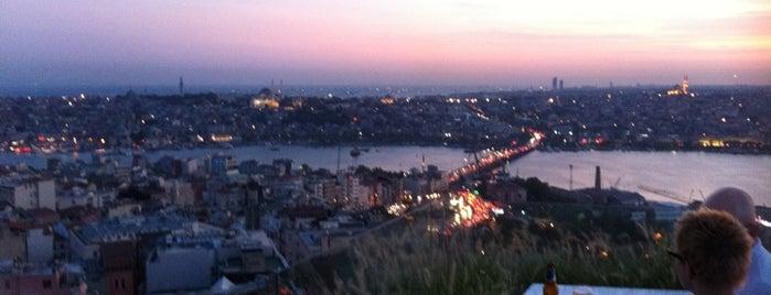 Mikla is one of Istanbul'da Lezzet Durakları.