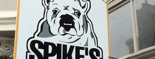 Spike's Coffee & Tea is one of San Francisco Caffeine Crawl.