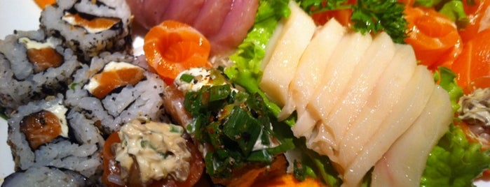 Zeni Sushi is one of Henri's TOP Japanese Food.