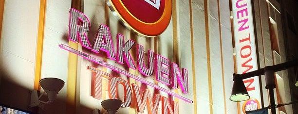 Rakuen is one of Tokyo.