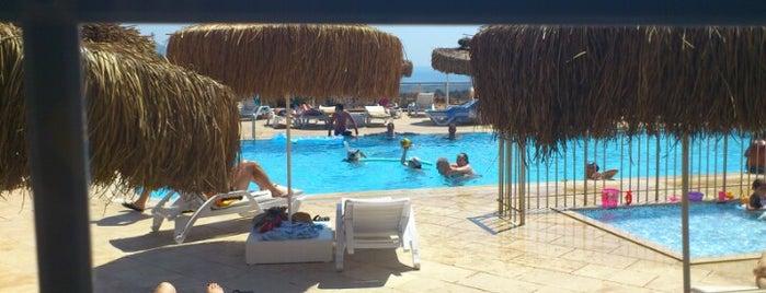 Hotel Manaspark Ölüdeniz is one of Lugares favoritos de sadee.