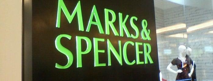 Marks & Spencer is one of GreGory'un Beğendiği Mekanlar.