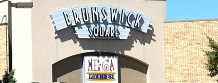 Brunswick Square Mall is one of New Jersey.