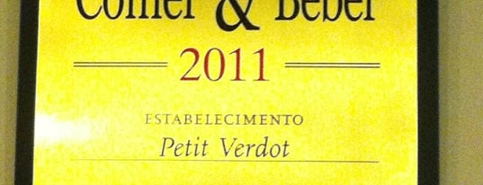Petit Verdot is one of Santos.