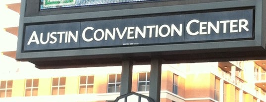 Austin Convention Center is one of SXSW 2014.
