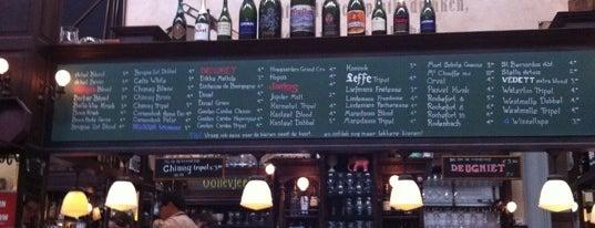 Belgisch Biercafé Olivier is one of Misset Horeca Café Top 100 2013.