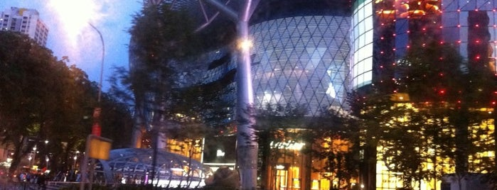 ION Orchard is one of Retail Therapy Prescriptions SG.