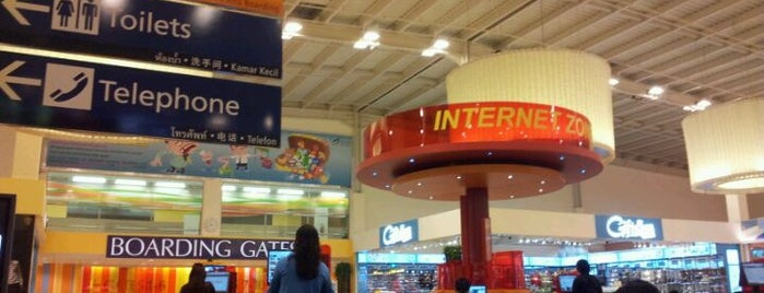 BT Internet Zone! is one of Hot Spot in JKT.