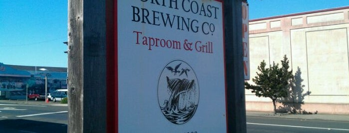 North Coast Brewing Co. Taproom & Grill is one of Best Breweries in the World.