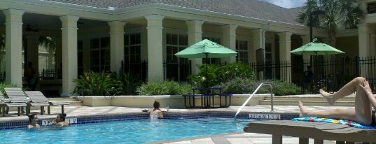 Patterson Court Pool is one of FLORDIA.