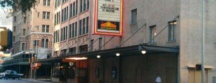 The Charline McCombs Empire Theatre is one of Historic San Antonio.