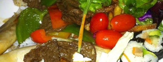 Green Earth Vegetarian Cuisine is one of สถานที่ที่บันทึกไว้ของ Nargesv.