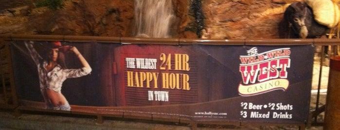 Wild Wild West Casino is one of Atlantic City Casinos.