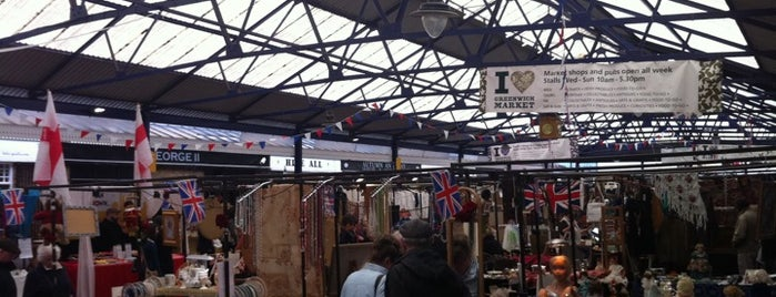 Greenwich Market is one of London City Guide.