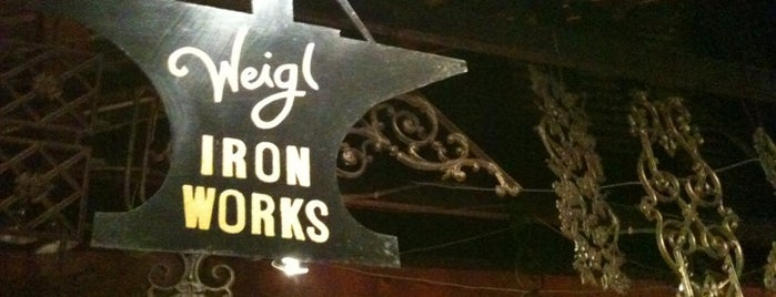 Iron Works BBQ is one of Austin's Best BBQ Joints - 2012.