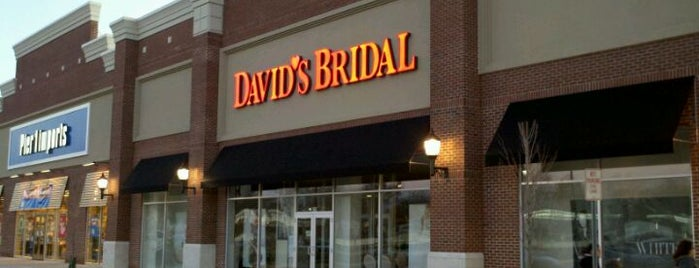 David's Bridal is one of mis event planning.
