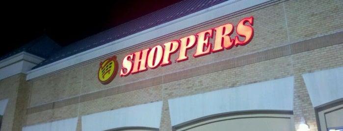 Shoppers Food is one of Lieux qui ont plu à Jeanne.