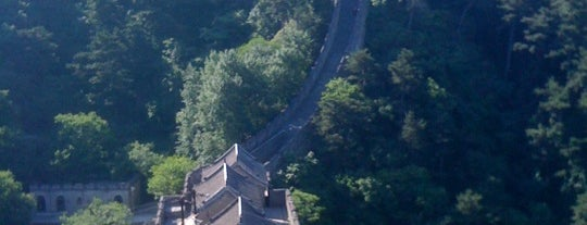 Great Wall at Mutianyu is one of World favourites.