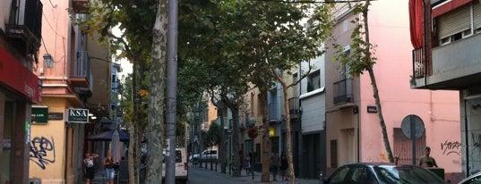 carrer d'en Prim is one of Tempat yang Disukai Claudia.