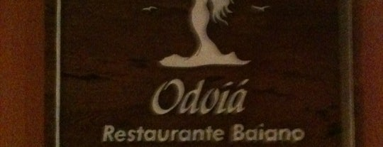 Restaurante Odoiá is one of Sabrina 님이 좋아한 장소.