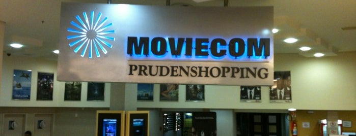 Moviecom Cinemas is one of Shopping.