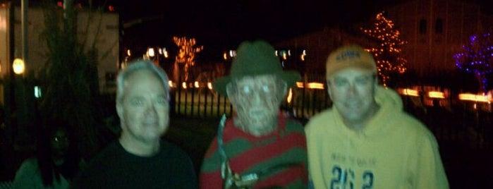 Nightmare Hallow Scream Park is one of Lieux qui ont plu à Sharifa.