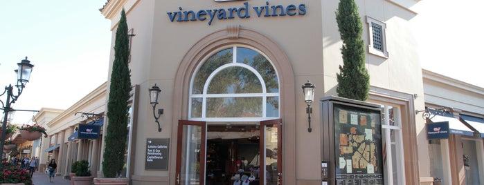 vineyard vines is one of USA1.