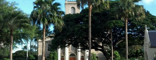 Kawaiahao Church is one of Oahu: The Gathering Place.