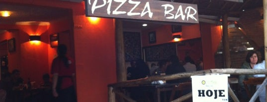 Oficina Pizza Bar is one of Carlos's Saved Places.