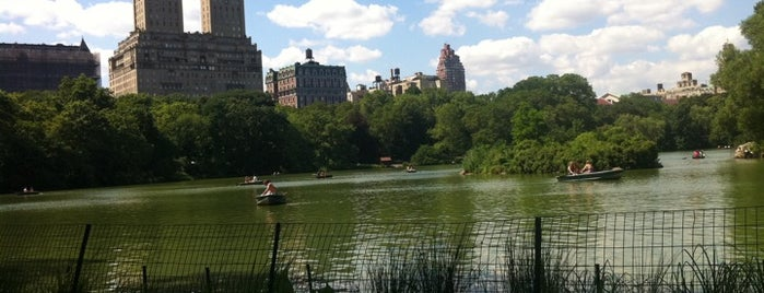 The Lake is one of NY Must by Bellita!.