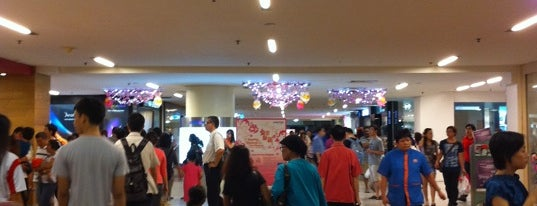 Junction 8 Shopping Centre is one of Retail Therapy Prescriptions SG.