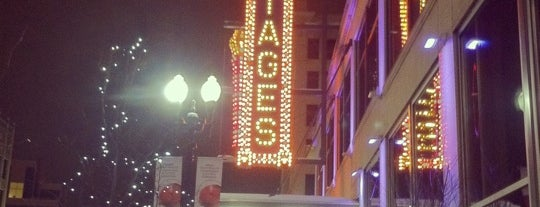 Pantages Theatre is one of Lugares favoritos de Kristen.
