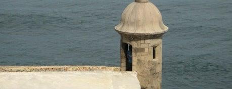 Castillo San Felipe del Morro is one of ♪ En Mi Viejo San Juan ♫.