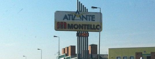 Atlante Shopping Center is one of Orte, die Anna gefallen.