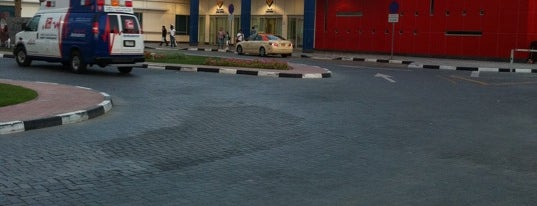 Rashid Hospital is one of Dubai.