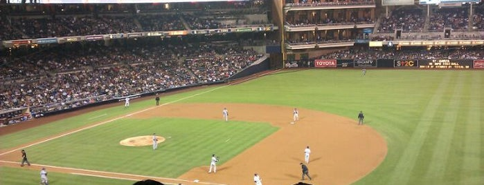 Petco Park is one of Major League Baseball Parks.